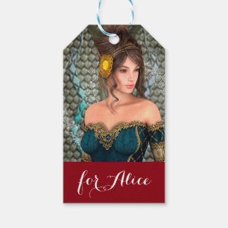 Fairytale Princess Pack Of Gift Tags