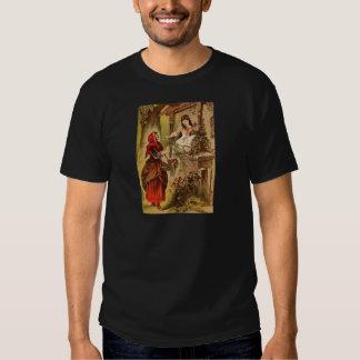 Fairytalesque. Sleeping Beauty and Cinderella T-shirt