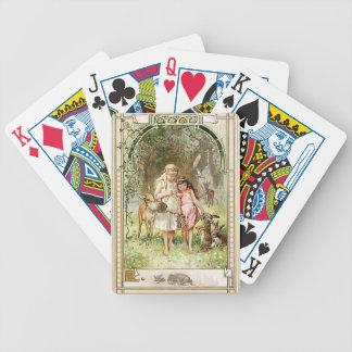 Fairytalesque. Snow White Poker Deck