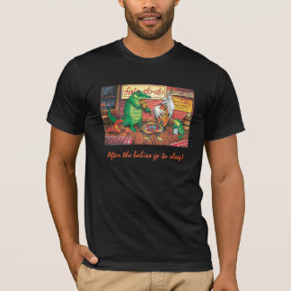 Fais Do Do Cajun Music T-shirt