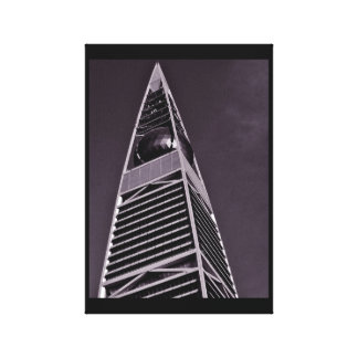 Faisaliah Tower Canvas Print