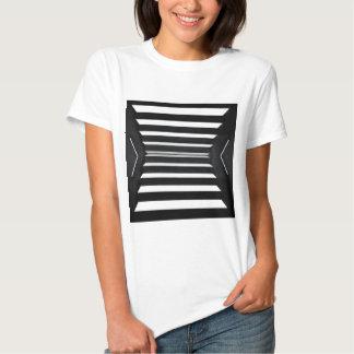 Faisceaux lumineux : Spectre de BNW B&W T Shirt