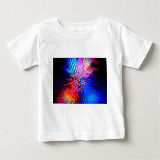 faisceaux lumineux t-shirt pour bébé
