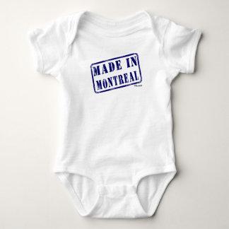 Fait à Montréal T-shirts