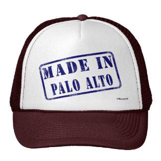 Fait à Palo Alto Casquette