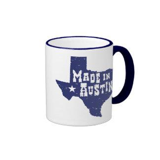 Fait dans Austin Mug