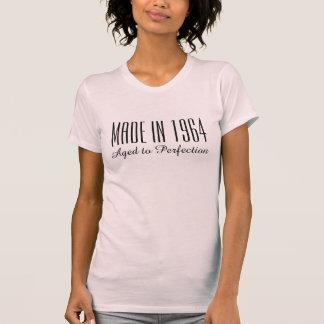 Fait en 1964 âgé au T-shirt de perfection pour des