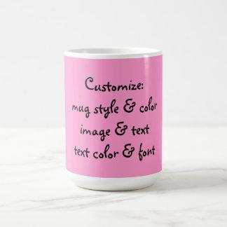 ~ FAIT SUR COMMANDE DE TASSE DE CAFÉ QUE VOUS