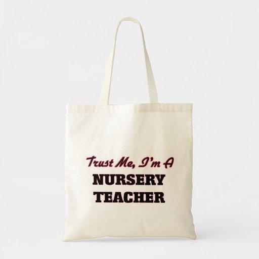 Faites confiance que je je suis un professeur de sac
