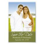 Faites gagner la date - mariage - 4 x 6 art photographique