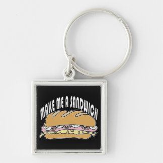 Faites-moi un sandwich porte-clefs