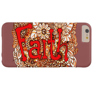 Faith 1 barely there iPhone 6 plus case