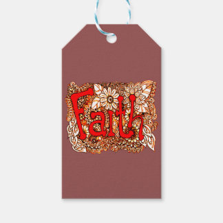 Faith 1 gift tags