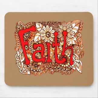 Faith 1 mouse pad