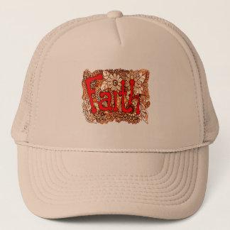 Faith 1 trucker hat