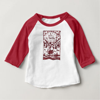 Faith 2 baby T-Shirt