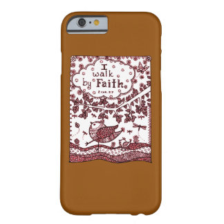 Faith 2 barely there iPhone 6 case
