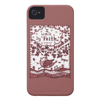 Faith 2 iPhone 4 Case-Mate case