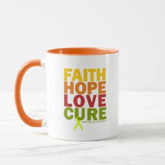 Faith 30 mug