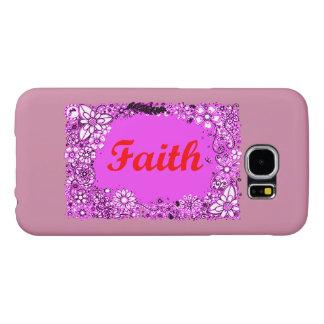 Faith 3 samsung galaxy s6 cases