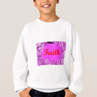 Faith 3 sweatshirt