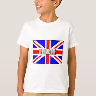 Faith 3D England 3 T-Shirt