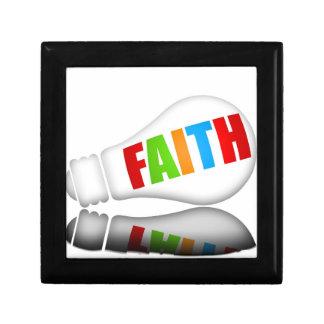 Faith Bulb Gift Box