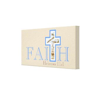 Faith Canvas Art