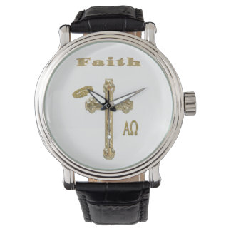 Faith clothing wrist watches