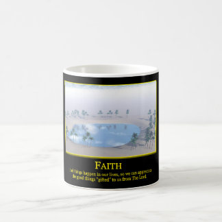 faith coffee coffee mug