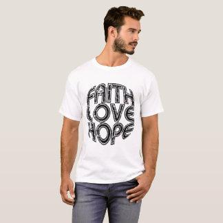 Faith Coils Hope T-Shirt