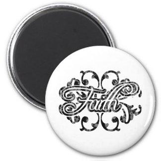 Faith Design Magnet