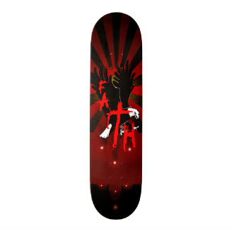 Faith Eagle Skate Board Decks