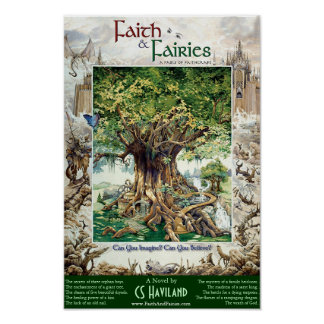 Faith & Fairies Poster
