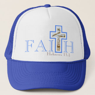 Faith Hat/Cap Trucker Hat
