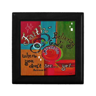 Faith Hebrews 11 Gift Boxes