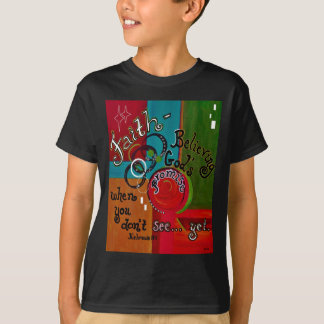 Faith Hebrews 11 T-Shirt