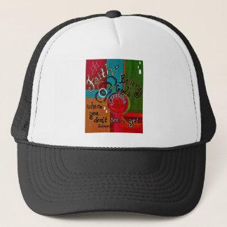 Faith Hebrews 11 Trucker Hat