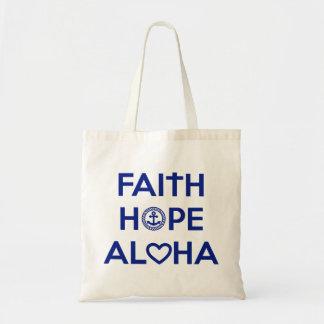 Faith, Hope, Aloha Tote