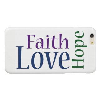 Faith, Hope and Love: 1 Corinthians 13:13