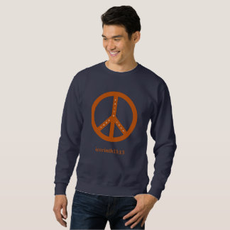 Faith, Hope, and Love Sweatshirt (Blue)