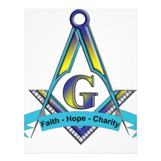 Faith, Hope, Charity Letterhead