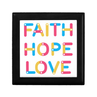 faith hope love 2 gift box
