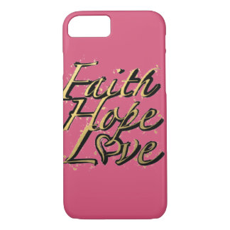 Faith Hope Love Casemate iPhone 7 Case