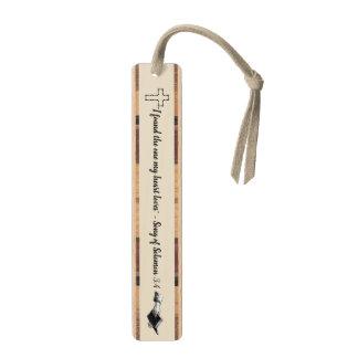 Faith Hope Love Cross Believe Destiny's Destiny Bookmark