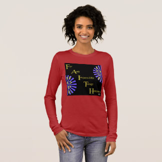 Faith Hope Love Long Sleeve T-Shirt