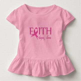 Faith,hope, love toddler t-shirt