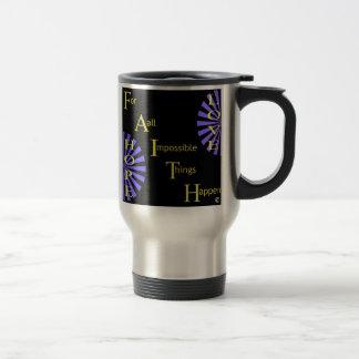 Faith Hope Love Travel Mug