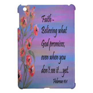 Faith iPad Mini Cases