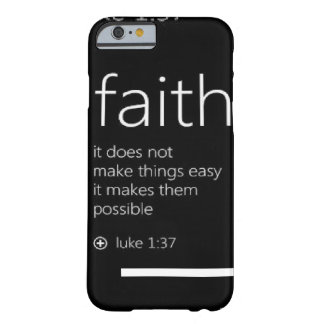 Faith iPhone 6 case Barely There iPhone 6 Case